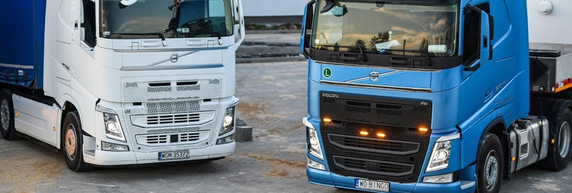 Krajowy transport drogowy